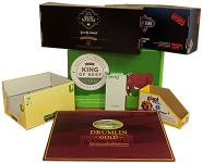 High Quality Post Printed Corrugated Boxes